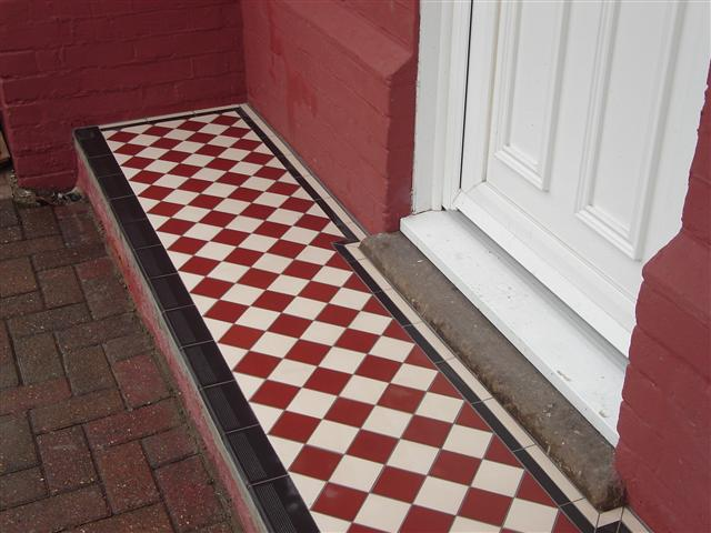 Floor Tiling Gallery